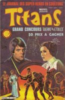 Grand Scan Titans n° 81